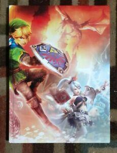 Legend Of Zelda Hyrule Warriors Hardback Strategy Game guide