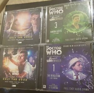Doctor Who Big Finish Cds