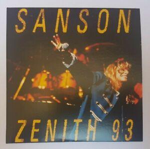 VERONIQUE SANSON en concert ♦ CD ALBUM ♦ AU ZENITH 1993