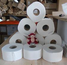 papier toilette mini jumbo 160m 12 rouleaux 2 plis pure ouate