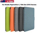 Kindle Cover Protective Case Cover Paperwhite 4, 10th Gen 2018 Auto Sleep/Wake