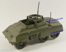 COMBAT CAR M20 véhicule militaire SOLIDO m 20 tank blindé croix de lorraine