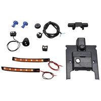 GIVI E160 Set Beleuchtung STOP LED- für Kofferraum hinten V56 MAXIA 4 / V56 TECH