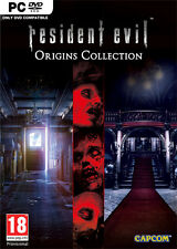 Resident Evil Origins Collection PC It Import Capcom