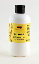 Natural Shower Gel with Emu Oil 250ml - Relaxing,  Delicate,  Moisturising