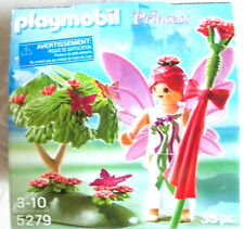 Playmobil,FOREST FAIRY IN EGG with BUTTERFLY TREE,#5279