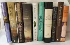 Lot of 10 First Edition Books