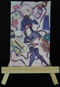 japan r1) Fate/Grand Order Memories I: Mash Mini Mini Canvas Art & Easel