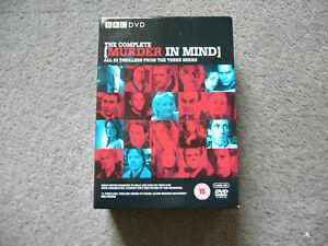 MURDER IN MIND DVD SET