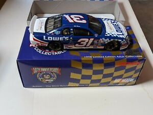 1998 MIKE SKINNER #31 LOWE'S SPECIAL OLYMPICS ACTION NASCAR 1/24 FREE SHIPPING