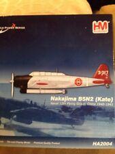 Hobby Master 1:72 Nakajima B5N2 Kate, China 1940-41 HA2004
