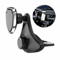Support téléphone portable à fente pour CD support universel berceau de voiture