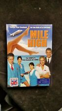Mile High - Season 1 (DVD, 2007, 4-Disc Set) New Sealed BBC America