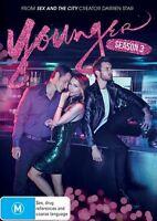 Younger : Season 3 DVD : NEW