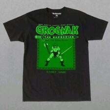 Fallout Grognak Holotape T-shirt (Men's, L) Official Bethesda - Glow in the Dark