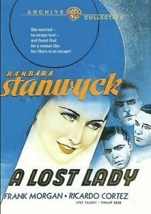 A Lost Lady [New DVD]