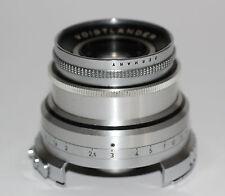 VOIGTLÄNDER Objektiv Lens DYNARON 4,5/100 für PROMINENT KAMERA
