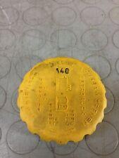 OPEL CORSA C (2002) 1.0 43KW 3P TAPPO VASCHETTA LIQUIDO REFRIGERANTE 90500007