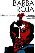 "11x14""Decoration Poster.Interior room design art.Barba Roja.Red Beard.6420"
