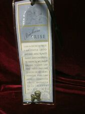 New, Russ Berrie & Co Purebred Puppies Bichon Frise Dog Pin & Bookmark, New