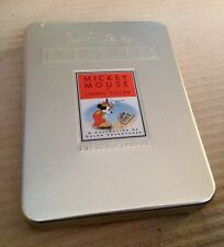 New listing Walt Disney Treasures Mickey Mouse In Living Color In Tin