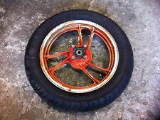 Hinterrad Felge mit Reifen Bridgestone 140/80-17 M/C 69V Suzuki GSX 600 F