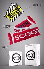 """Scooter """"scooter forever"""" limited Deluxe-Box 2CD NEU Album 2017"""