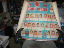 1972 TEAM CANADA HOCKEY POSTER