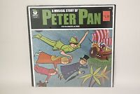 Peter Pan Orchestra and Chorus- A Magical Story of Peter Pan-Vinyl LP-8052- B686