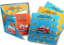 Miles of Fun Box Set 4 Bingo Cards, Car Games Book, Word,action,spotting games
