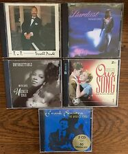 CD Compilation (F-4): Frank Sinatra, Our Song, Natalie Cole, Terrell Prude