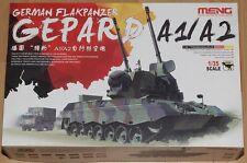 MENG TS-030 1:35 Bausatz Flakpanzer Gepard A1/A2 der Bundeswehr
