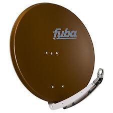 FUBA DAA 850 B SAT Spiegel Schüssel braun Aluminium ALU Antenne 85 cm