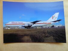 CAMEROON AIRLINES  B 747-312   TJ-CAE  / collection vilain  N° 403