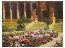 Postcard E Charlton Fortune Hall of Flowers Panama Pacific Expo Private Coll Mnt