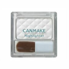 CANMAKE Highlighter with Brush [01 milky white] Make Up Powder