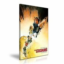 The Goonies Movie Canvas Art Print 50cmx76cm