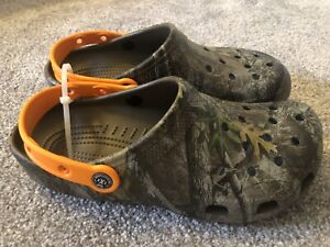 Luke Combs X Crocs Classic Realtree Clog Men Sz 8 Women Sz 10