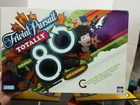 Trivial Pursuit Totally 80s 2006 Board Game Parker Brothers Adult Complete