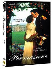 Persuasion (1995, Amanda Root) DVD NEW