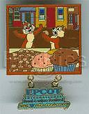 Disney WDW Epcot Food Wine Festival Chip Dale Pin