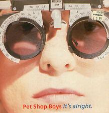 "Pet Shop Boys - It's Alright - 7 "" Single"