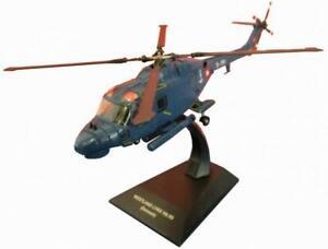 Maquette Hélicoptère Militaire WESTLAND LYNX MK90 1/72 En Métal Danemark