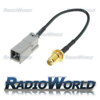 GPS / Aerial Adapter Lead Cable GT-5 socket to SMA plug 0.15m