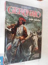 GERONIMO Capo Apache Jim Kjelgaard Adriana Giussani Ugo Monicelli Mondadori 1969