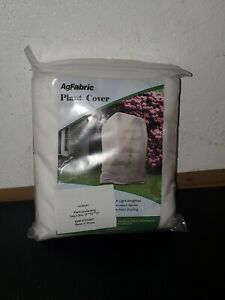 """Agfabric Plant Cover for Protect Small Insects &Season Extension 72''x72''x12"""""""
