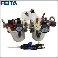 FEITA AB Mixing Doming Liquid Glue Dispensing Machine Equipment for Epoxy Resin