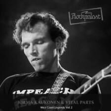 Kaukonen, Jorma & Vital Parts - Rockpalast: West Coast Legends Vol.2 CD NEU OVP
