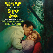 Original Soundtrack / Elmer Bernstein – Summer And Smoke CD