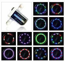 AIKELIDA Bike Wheel Lights - Waterproof Ultra Bright 14 LED Bicycle Wheel Spoke